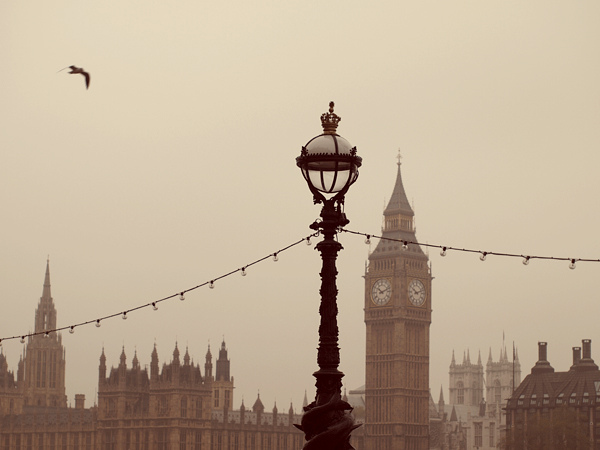 10 Songs About London