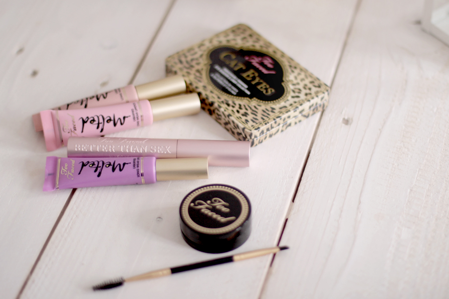 New In: Too Faced Make-Up