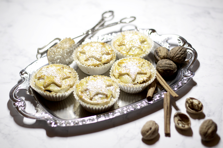 Recipe: Mince Pies for Christmas