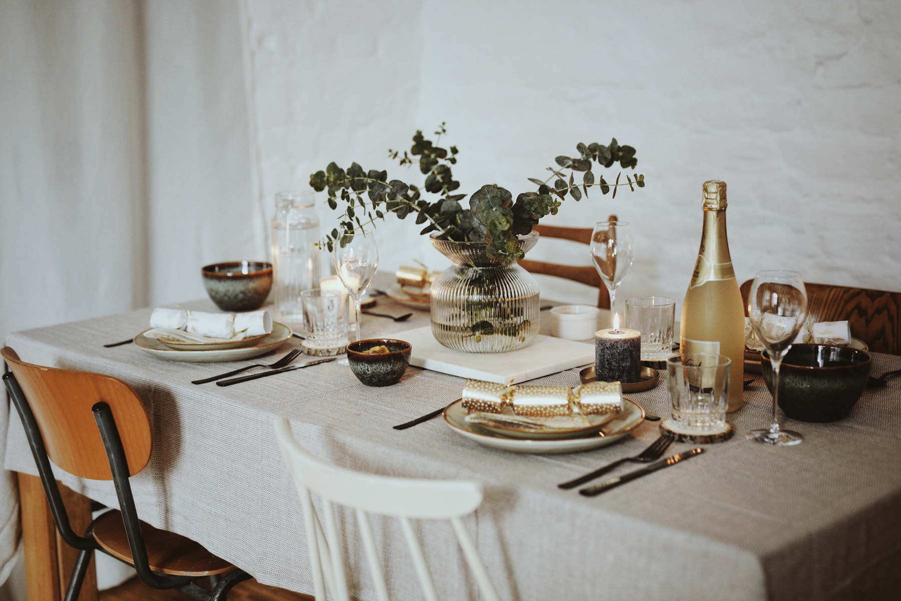 Ideas For A Festive Christmas Table Setup Cats Dogs A Couple S Fashion Beauty And Lifestyle Diary