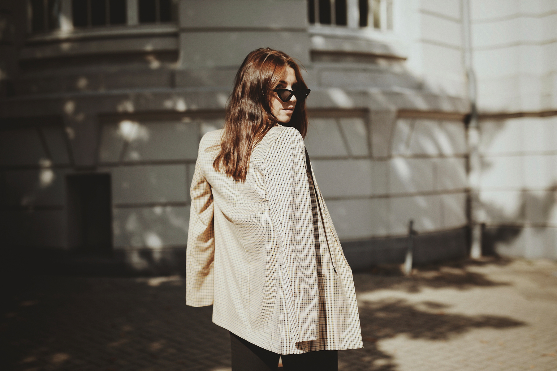 Natural Business Chic Outfit